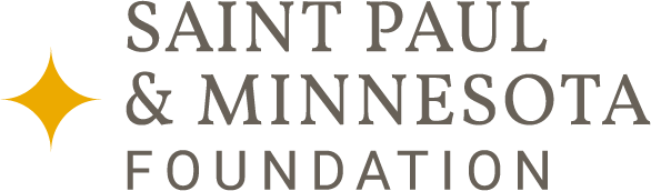 Saint Paul and Minnesota Foundation Logo