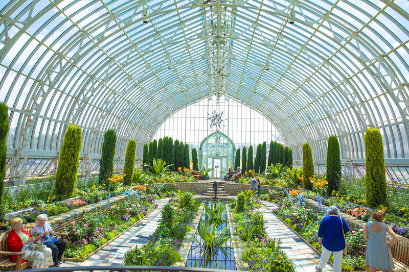 Como conservatory meeting spot blog