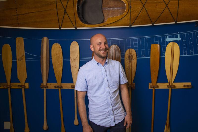Urban boat builders michael wurth