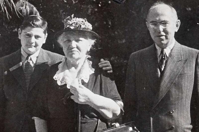 1 20 Buddy Harris Annie and Joe Paper 1942