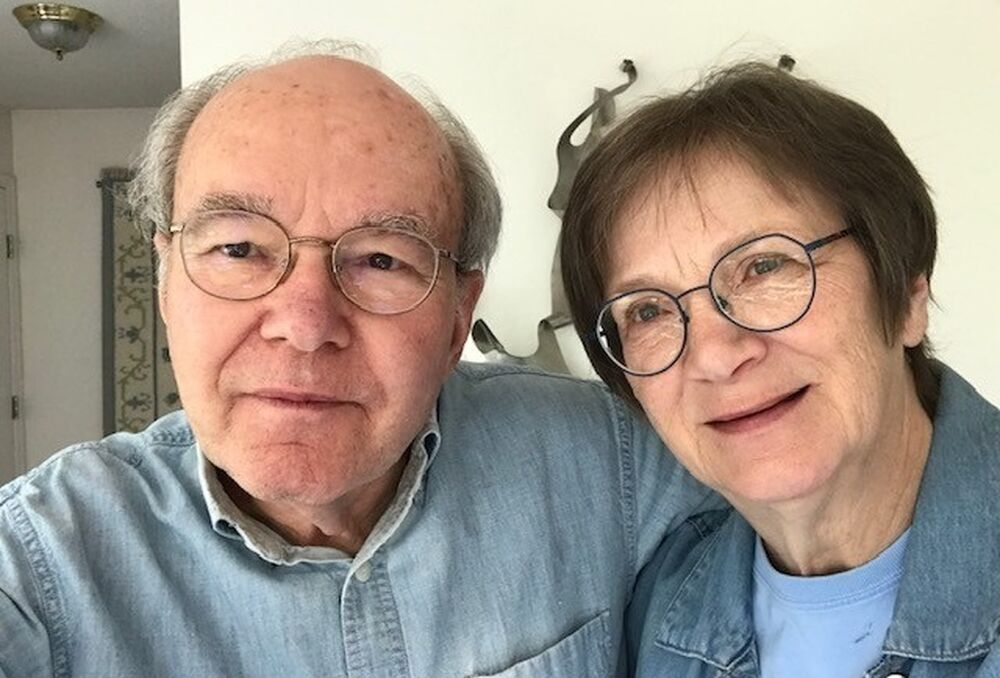 David and Janet, Foundation donors