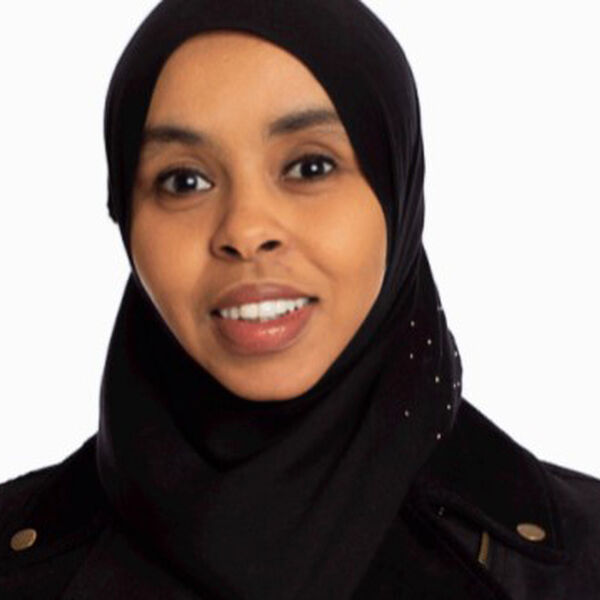 Huda Ahmed headshot
