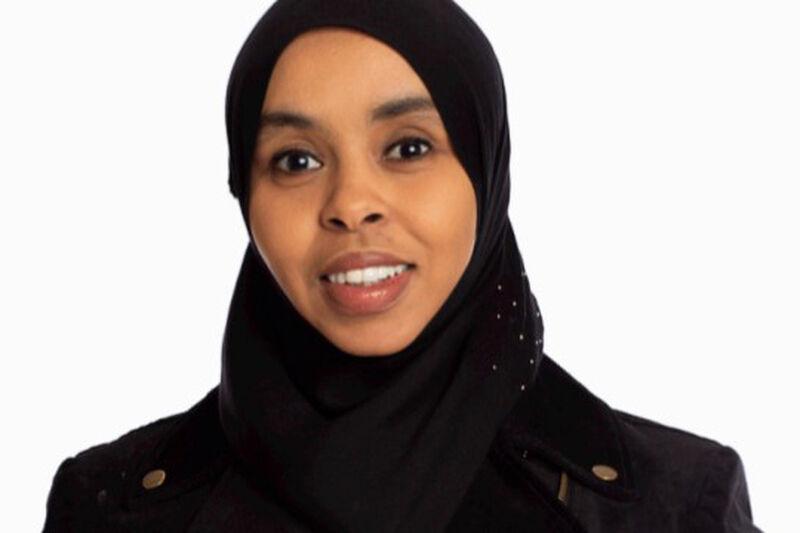 Huda Ahmed headshot