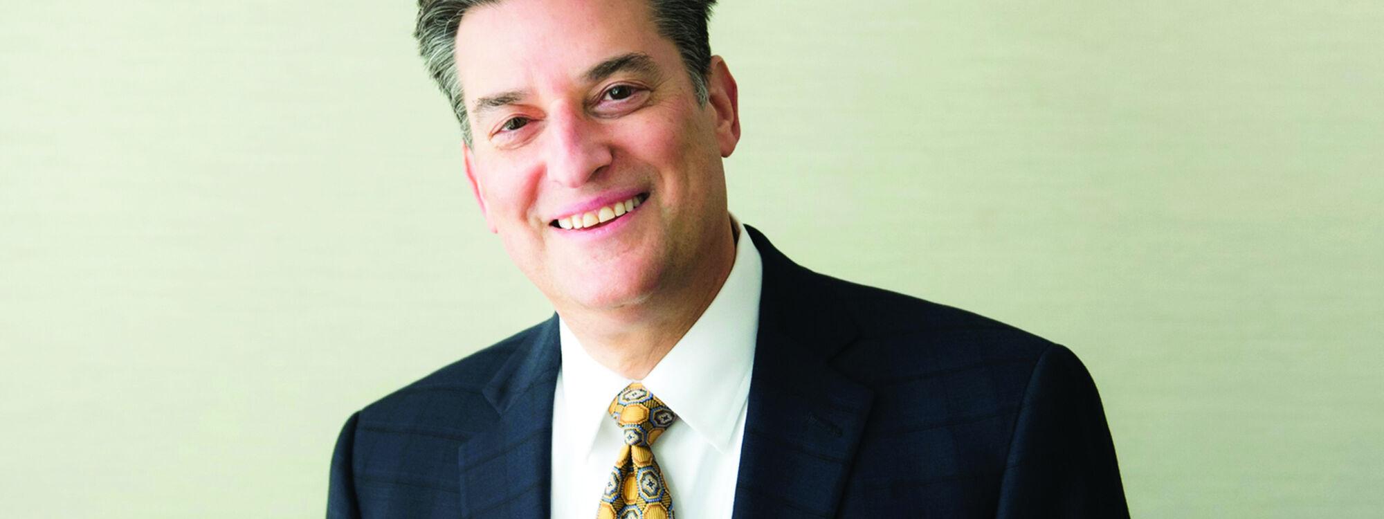 Stuart Bear, partner, shareholder and president of Chestnut Cambronne