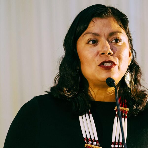 Ruth Buffalo to Keynote 2019 Facing Race Awards Program