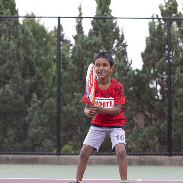 Saint Paul Urban Tennis Grantee