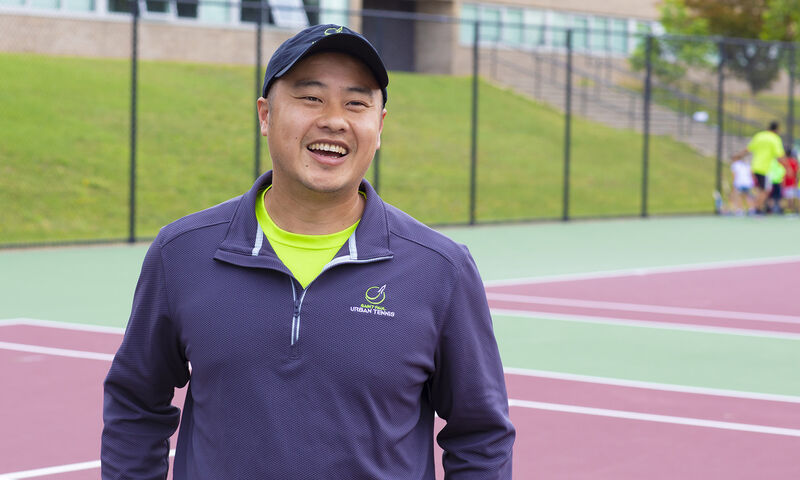 Saint Paul Urban Tennis executive director Song Thao