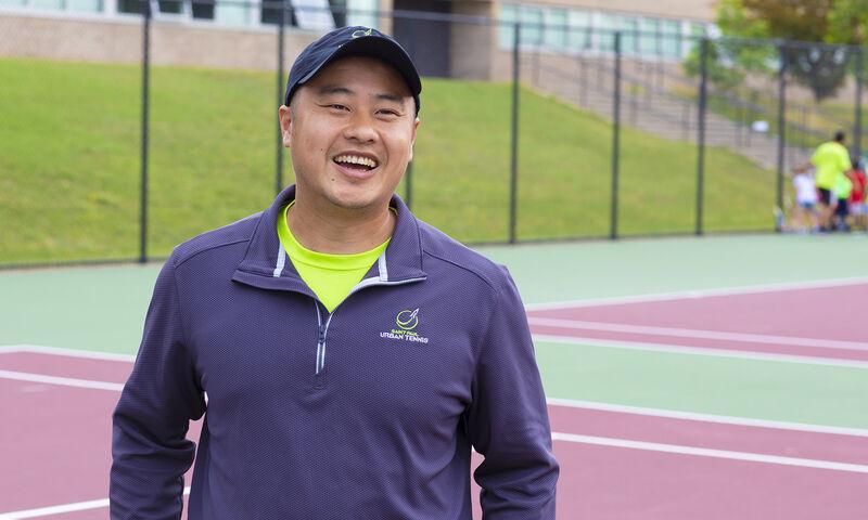 Saint Paul Urban Tennis executive director Song Thao
