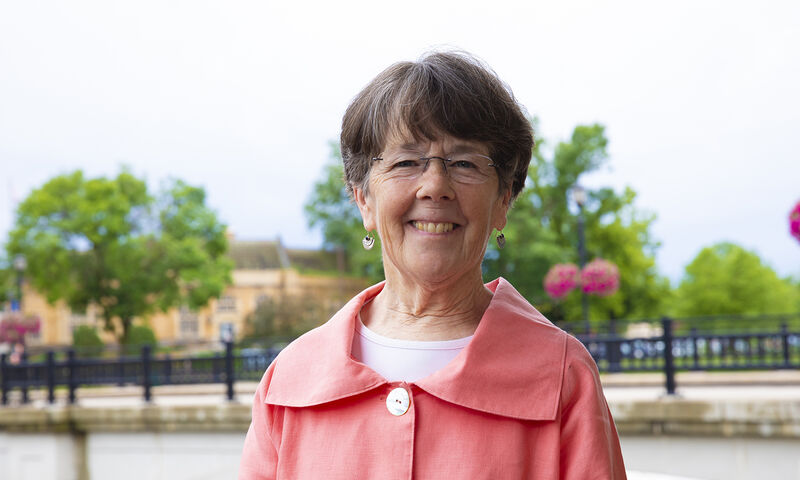 Margit Johnson headshot hero
