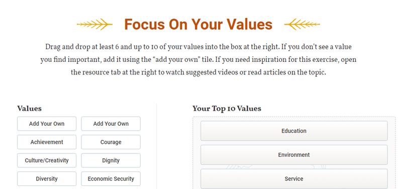 DDT Values screenshot