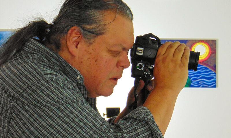 Joseph Allen At Work