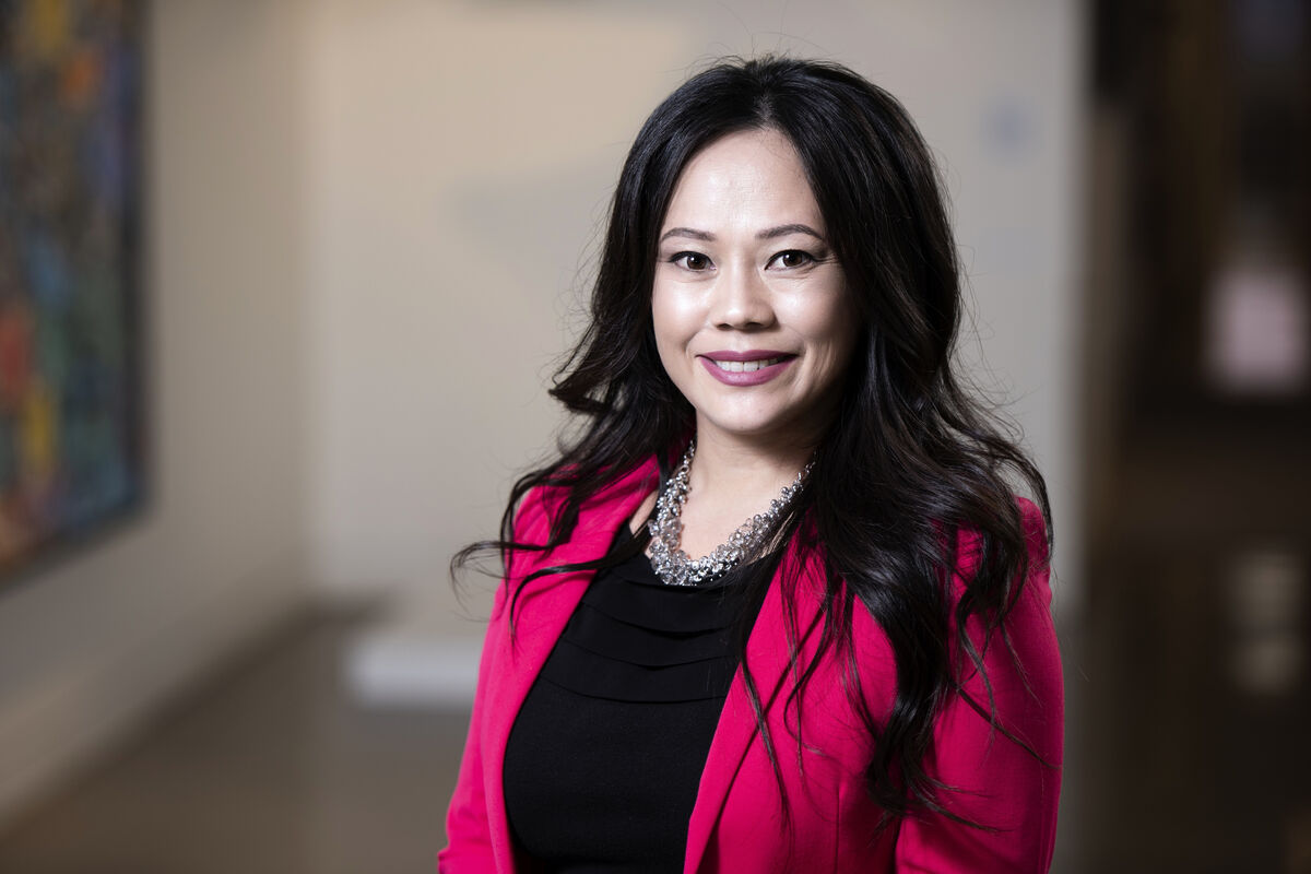 Michelle Xiong Headshot