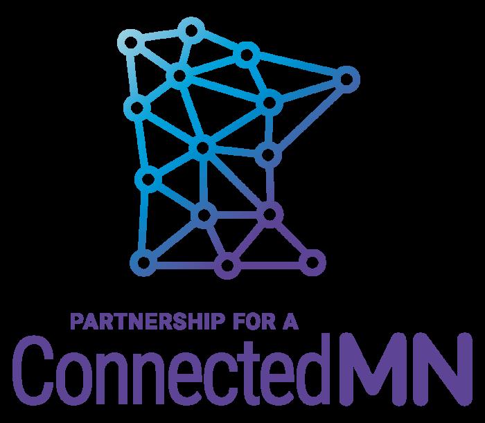 Partnership for a ConnectedMN logo