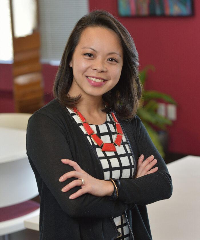 Board Member Diane Tran